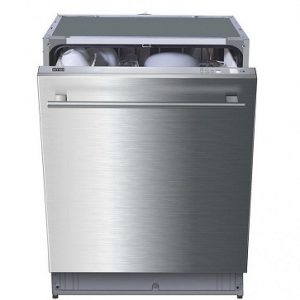 ZD8212 600MM S/STEEL BUILT DISH WASHER