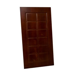 DK 12 panel  Wooden door 3ft
