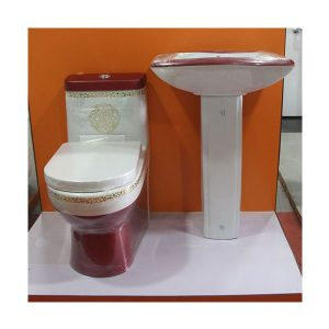 Tishido toilet set