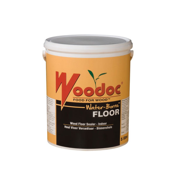 Woodoc Water-borne floor